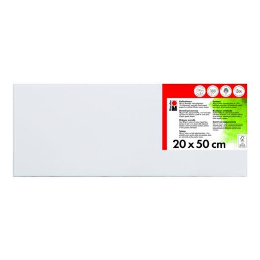 Marabu Keilrahmen 20 x 50 x 1,8 cm weiß