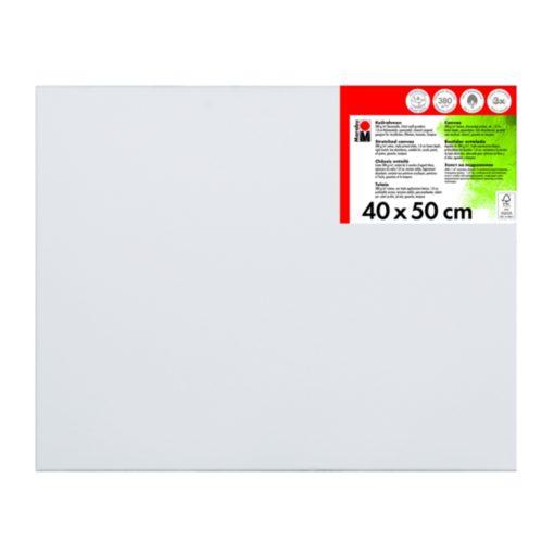Marabu Keilrahmen 40 x 50 x 1,8 cm weiß