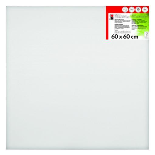 Marabu Keilrahmen 60 x 60 x 1,8 cm weiß