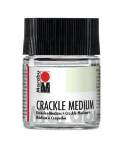 Marabu Krakelee-Medium für Reißlacktechnik, 50 ml Glas