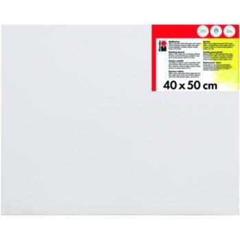 Marabu Malkarton 40 x 50 x 0,4 cm weiß