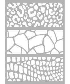 Marabu Schablone, Animal Print, zum Schablonieren