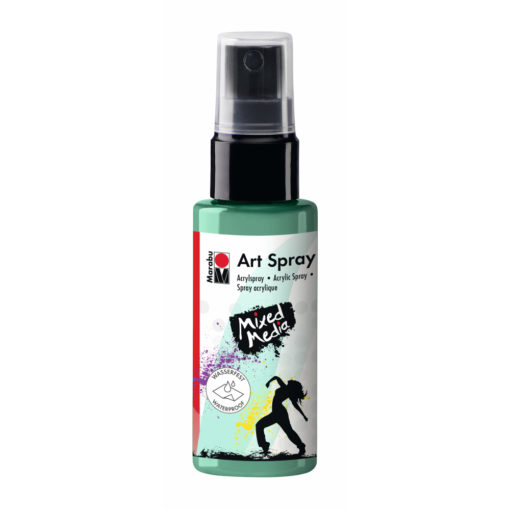 Marabu Art Spray, Acrylspray, aquamarin, 50ml