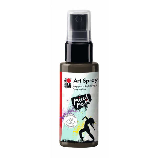 Marabu Art Spray, Acrylspray, kakao, 50ml