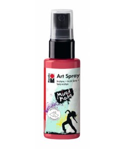 Marabu Art Spray, Acrylspray, kirschrot, 50ml