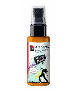 Marabu Art Spray, Acrylspray, mandarine, 50ml