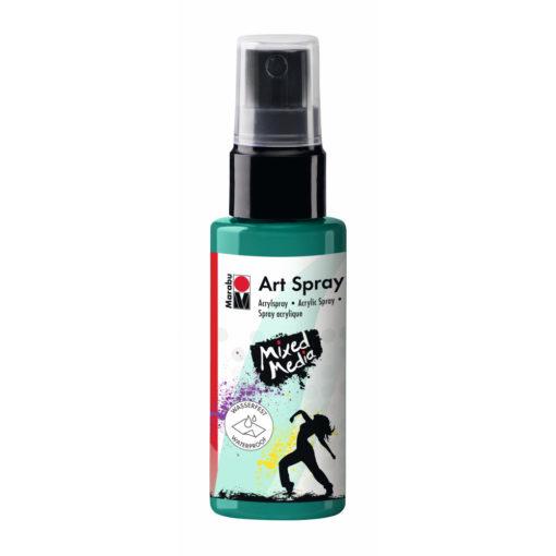 Marabu Art Spray, Acrylspray, minze, 50ml