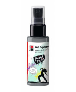 Marabu Art Spray, Acrylspray, silber, 50ml
