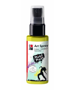 Marabu Art Spray, Acrylspray, zitron, 50ml