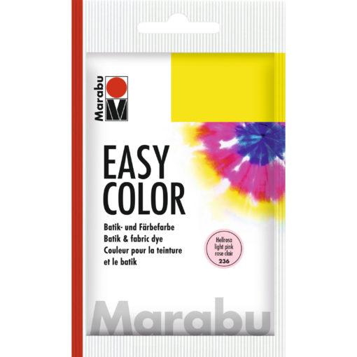 Marabu Batikfarbe Easy Color, hellrosa, Beutel 25 g