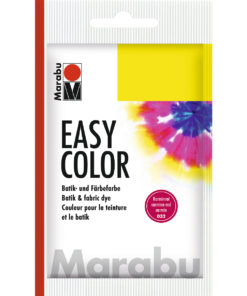 Marabu Batikfarbe Easy Color, karminrot, 25g Beutel