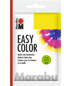 Marabu Batikfarbe Easy Color, maigrün, Beutel 25 g