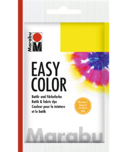 Marabu Batikfarbe Easy Color, mandarine, Beutel 25 g