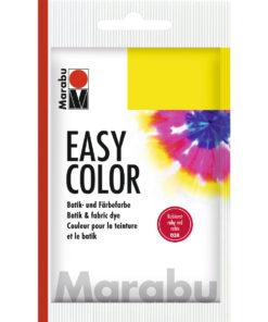 Marabu Batikfarbe Easy Color, rubinrot, Beutel 25 g