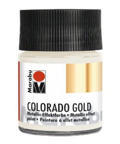 Marabu Colorado Gold, 50 ml, Antik-Silber, Effektfarbe