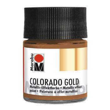 Marabu Colorado Gold, 50 ml, Antik-Kupfer Effektfarbe
