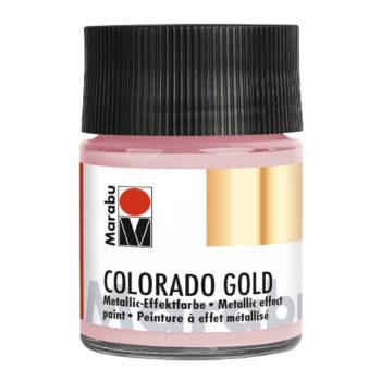 Marabu Colorado Gold, Rosé-Gold, 50ml