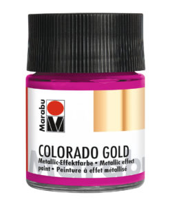 Marabu Colorado Gold, 50ml, Metallic-Magenta