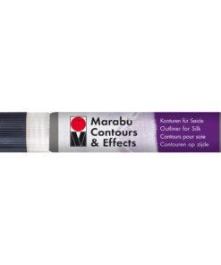 Marabu Konturen- und Effekt Liner für Seidenmalerei