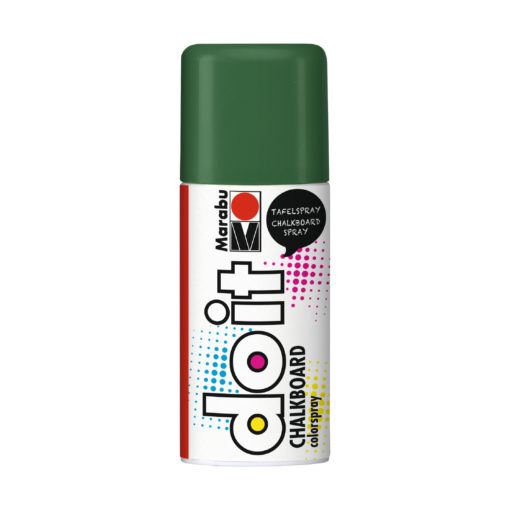 Marabu do it Colorspray, Chalkboard, Tafelspray in grün