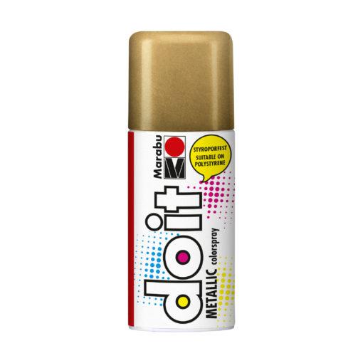 Marabu do it Colorspray, Metallic, styroporfestes Farbspray