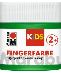 Marabu Fingerfarbe Kids, 267 Grün, 100 ml
