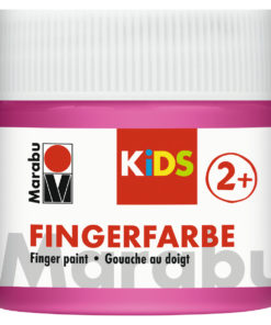 Marabu Fingerfarbe Kids, pink, 100 ml
