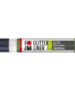 Marabu Glitter Liner für effektvolles Malen