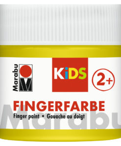 Marabu Fingerfarbe Kids, gelb, 100 ml