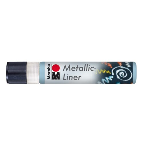 Marabu Metallic Liner für effektvolles Malen