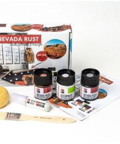 Marabu Farbenset, Nevada Rust, Intustrial Style