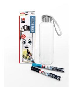 Marabu Water Bottle Set