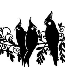 Marabu Silhouettenschablone zum Schablonieren