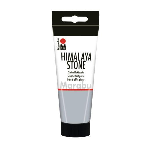 Rayher Steineffektpaste Himalaya Stone, Beton hell, 100ml