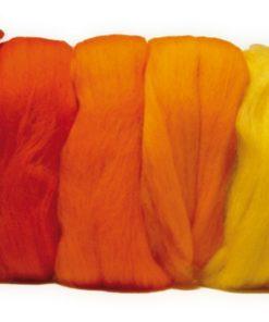Merino Kammzugwolle zum Filzen