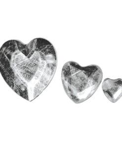 Rayher Acryl-Strassherzen kristall