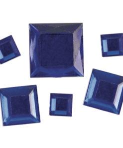 Rayher Strassquadrate dunkelblau