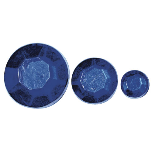 Rayher Acryl-Strasssteine dunkelblau, zum Kleben