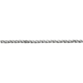 Rayher Bouillon-Effektdraht, 1,5mm Ø, silber, 3m