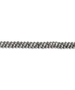 Rayher Bouillondraht silber 2mm Ø, 2m