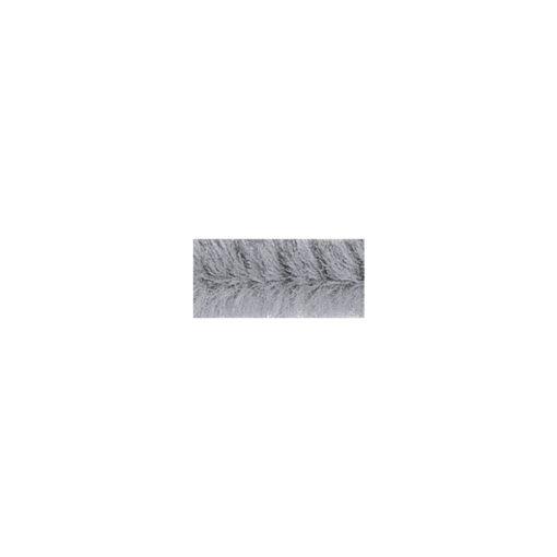 Rayher Chenilledraht grau 50 cm, Stärke 9mm,10 Stück