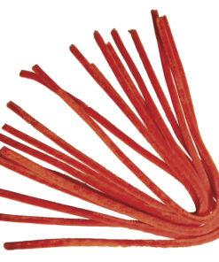 Rayher Chenilledraht orange, 50 cm, Stärke 9 mm,10 Stück