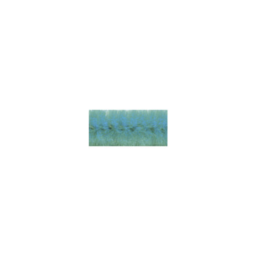 Rayher Chenilledraht türkis, 50 cm, Stärke 9mm,10 Stück