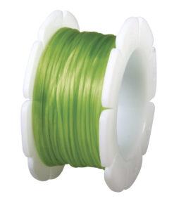 Rayher Elasticfaden 1mm, hellgrün, Spule 5 m
