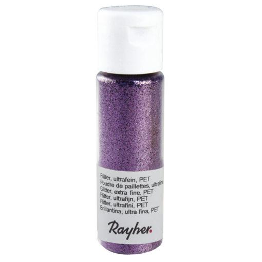 rayher flitter lavendel