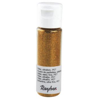 rayher flitter-630-venezia-gold