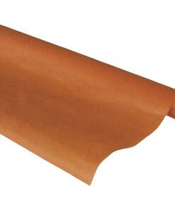 Rayher Strohseide orange auf Rolle