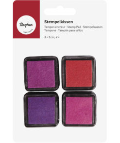 Rayher Stempelkissen mini im Set - Girls -