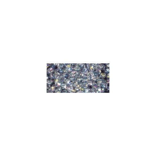Miyuki Drop Perlen, transparent Regenbogen, Mondstein