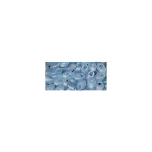Magatama Perlen aquamarin zur Schmuckgestaltung